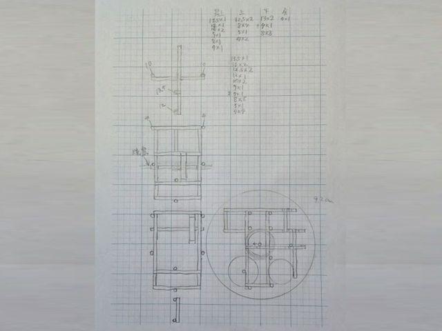 ロボットの設計図
